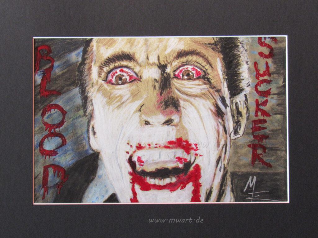 Bloodsucker, Dracula von MW Art MArion Waschk