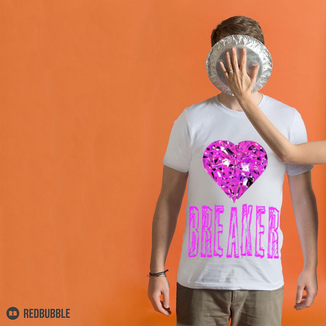 Heartbreaker Produkt Design von MW Art Marion Waschk